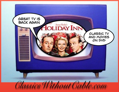 classic TV on DVD